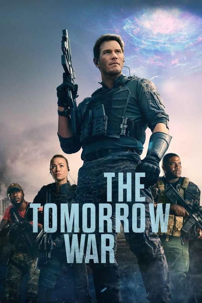 Bom tấn khủng 'The Tomorrow War' của Chris Pratt gây tiếng vang lớn, sánh ngang hàng 'Fast & Furious'