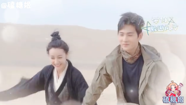 'Tình yêu' của Dương Dương và Địch Lệ Nhiệt Ba trong phim mới đúng là không thể đùa được