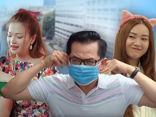 'Ngày mai bình yên' - phim truyền hình đề tài Covid-19 với tình tiết 'sao mà gần gũi thế'!