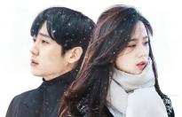 'Snowdrop' hé lộ cảnh Jisoo (BLACKPINK) mặc váy dạ hội khiêu vũ lãng mạn cùng Jung Hae In