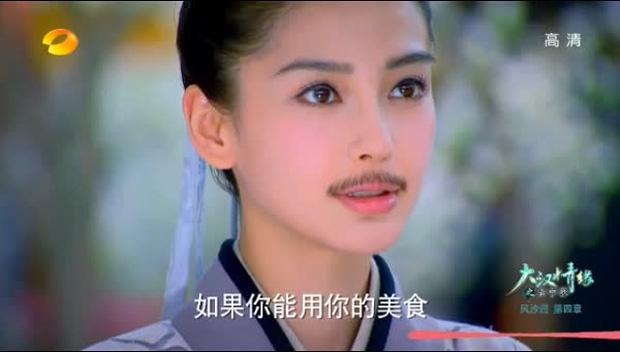 Cười ra nước mắt với những màn giả trai của các mỹ nhân Cbiz: Dương Tử tạm chấp nhận, Triệu Lệ Dĩnh, Đường Yên lại siêu 'giả trân'