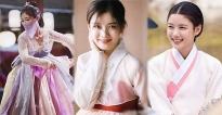 Ba tạo hình cổ trang đỉnh nhất của thiên thần Kim Yoo Jung