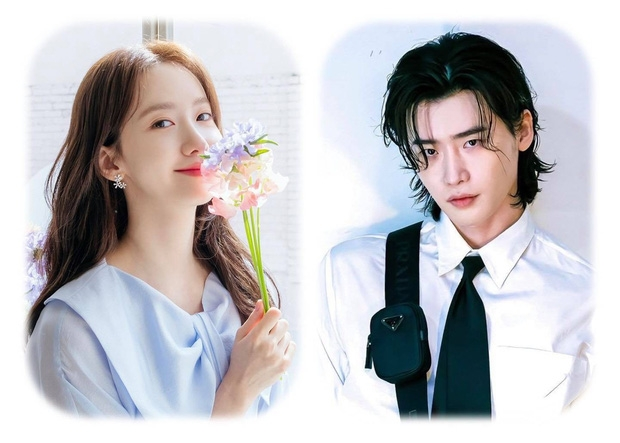 Lee Jong Suk và Yoona lộ ảnh 'hẹn hò' trong phim mới?