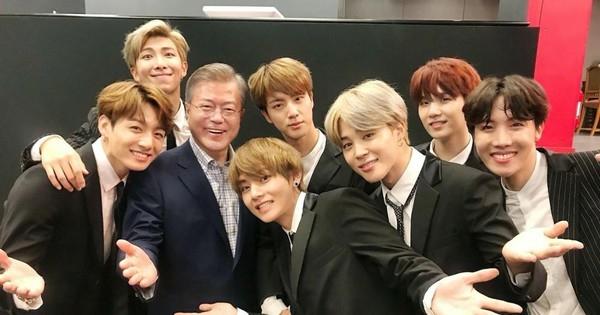 BTS chính thức trở thành 'Đặc phái viên của Tổng thống Hàn Quốc cho thế hệ tương lai và văn hóa'