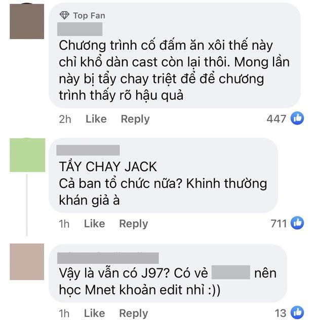 'Running man Vietnam': Khán giả phẫn nộ khi Jack được tung hô trên nền nhạc 'Là một thằng con trai'