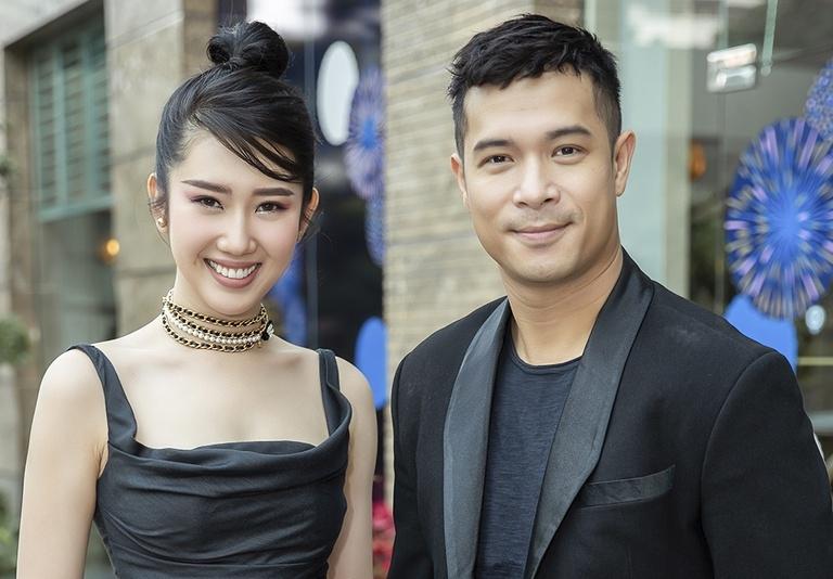 Thúy Ngân có động thái lạ trước tin đồn hẹn hò của Trương Thế Vinh
