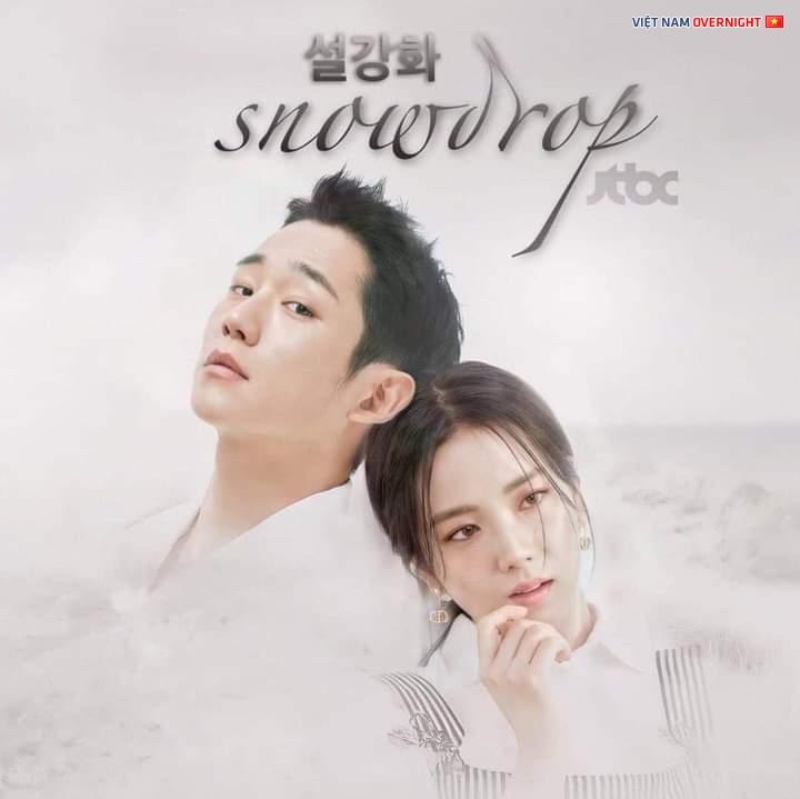 Fan Việt khóc thét khi bom tấn 'Snow Drop' của Jisoo chiếu trên nền tảng không có ở Việt Nam