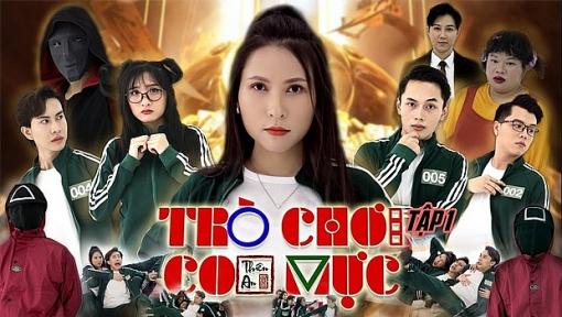Một phiên bản 'Squid Game' Việt Nam bị chê tơi tả vì nội dung nhảm, nhạt nhẽo nhưng chễm chệ top trending