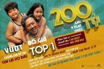 'Bố già' cán mốc 200 tỷ sau 9 ngày công chiếu