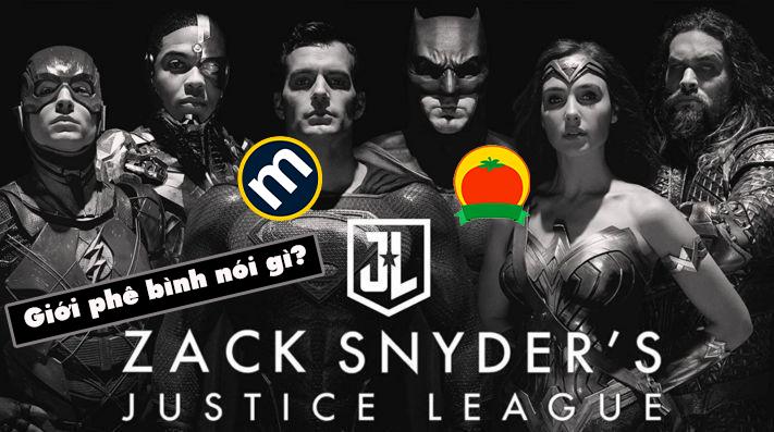 'Zack Snyder's Justice League' gây chia rẽ giới phê bình: Kẻ chê quá thừa thãi, người khen xứng tầm bom tấn