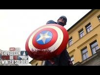 'The Falcon and the Winter Soldier' tập 5: Bị phế truất, John Walker tự chế tạo khiên Captain America quyết tâm trả thù đời