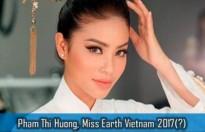 Rộ tin Phạm Hương đại diện Việt Nam thi Hoa hậu Trái đất 2017