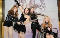 S Girls rơi nước mắt trong ngày họp báo ra mắt MV đầu tay