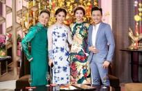 """Trấn Thành bàn chuyện """"gà"""" với Dương Trương Thiên Lý, Thúy Vân và Trúc Nhân"""