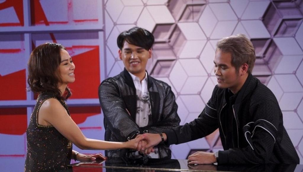 the voice 2017 thu minh mang hit tuan hung de tro cung the hien quyen luc team chi dai