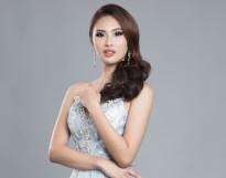 'Người đẹp Bình Dương' Hoàng Như Ngọc: Ẩn số tại cuộc thi 'Hoa hậu Hoàn vũ Việt Nam 2017'