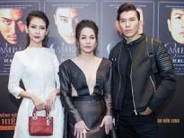 Á hậu Liên Phương xách túi trăm triệu đi xem phim Nhật Kim Anh
