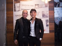 Rừng sao đến chúc mừng Danis Nguyễn công bố dự án Expo Tattoo Việt Nam