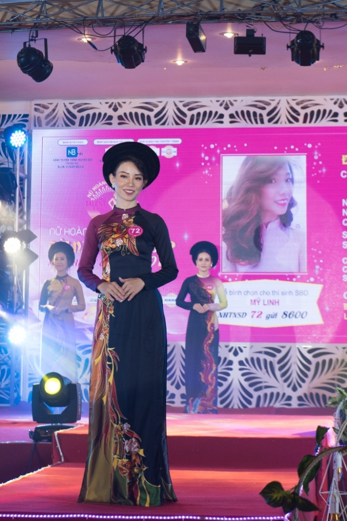 top 25 nu doanh nhan toa sang tren san khau nu hoang tai nang va sac dep 2019