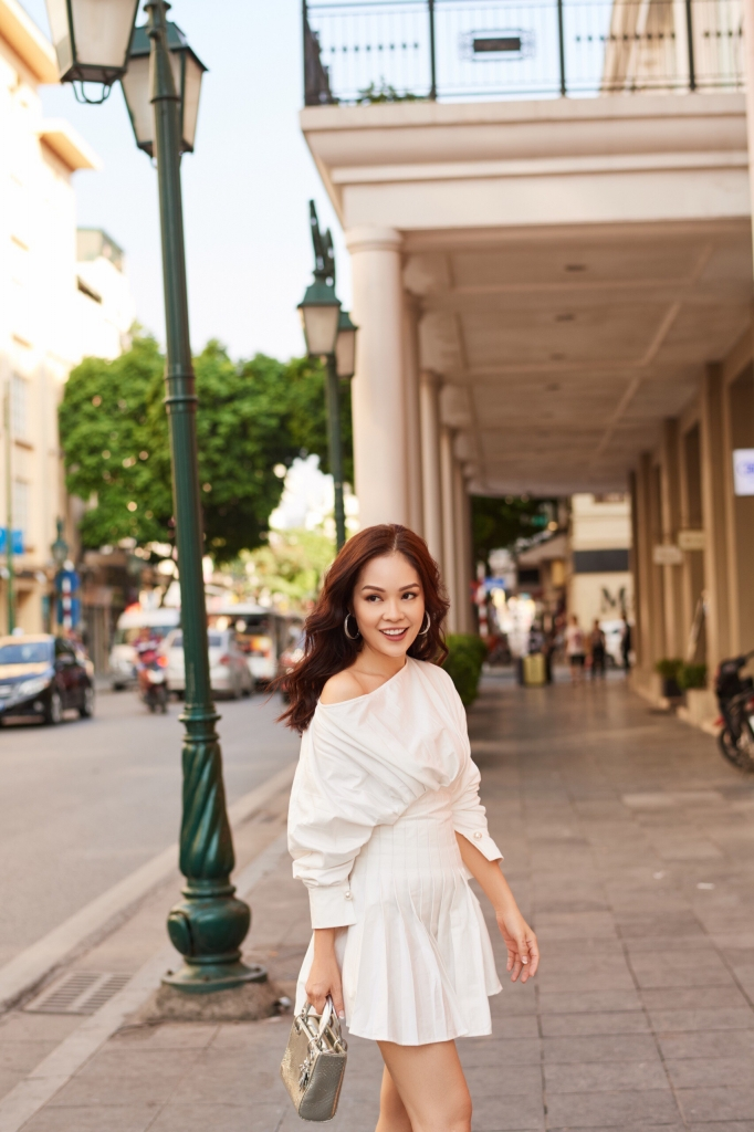 duong cam lynh khoe phong cach style street sang trong