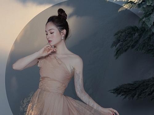 lan phuong hoa canh tuong vy mong manh nhu suong