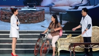 3 co gai chien thang 3 lan lien tiep tai lo to show phien ban nghe si