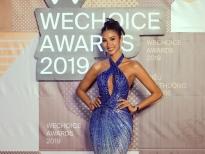 Á hậu Hoàng Thùy diện lạitrang phục trong đêm chung kết 'Miss Universe 2019'
