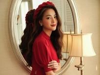phuong khanh nen na trong ta ao dai don xuan 2020