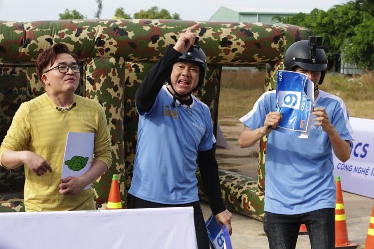 Khoảnh khắc hài hước của cố nghệ sĩ Chí Tài chơi trò 'hát nối chữ' tại 'Cơ hội đổi đời'