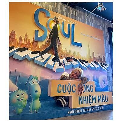 'Soul': Siêu phẩm của Pixar 'bỏ bùa' khán giả lẫn dàn sao Việt
