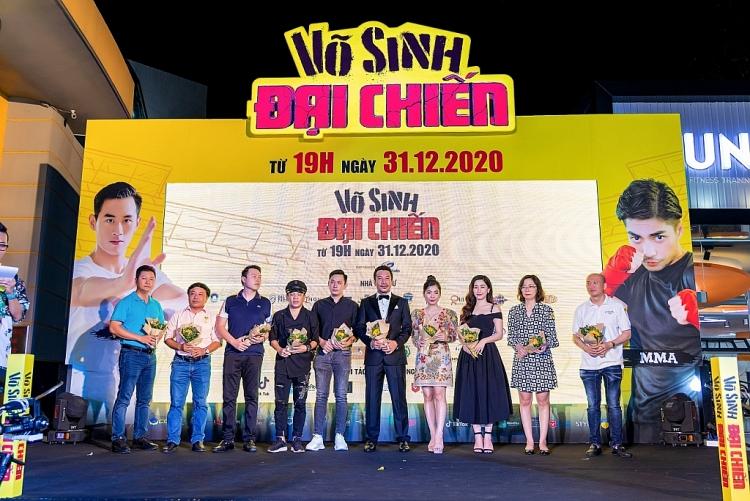 MC Anh Thơ 'bén duyên' phim điện ảnh