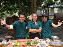 'Ẩm thực kỳ thú': Nam Thư ngẫu hứng 'phục vụ văn nghệ' khiến Hùng thuận - Hồng Thanh 'chạy dài'