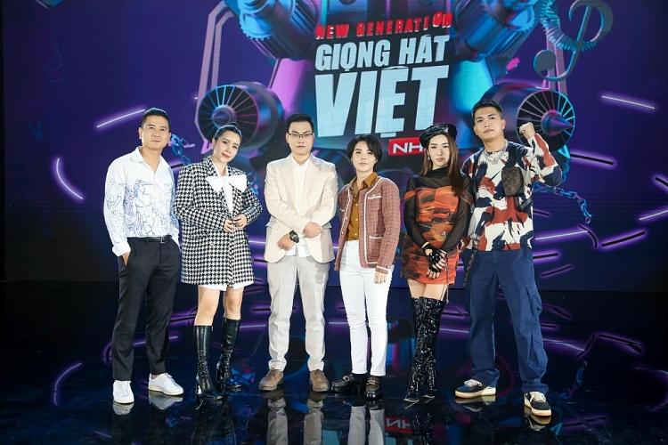 'Giọng hát Việt nhí New Generation 2021': Lần đầu tiên có HLV thuyết phục thí sinh bằng… rap