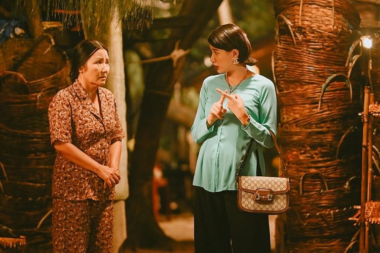 'Ước hẹn làng chài' tập 5 mang đến nụ hôn bất ngờ làm món quà đầu năm cho khán giả