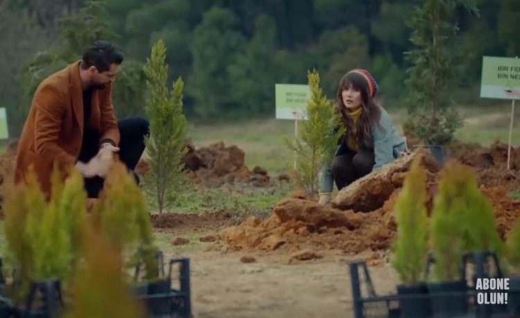 'Trái cấm': Cặp đôi 'oan gia' Zeynep – Alihan như chó với mèo và mối nhân duyên bắt đầu
