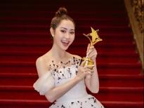 Tường Vi: Giải Nữ diễn viên được yêu thích nhất là động lực lớn để tôi phấn đấu trong thời gian tới!