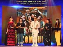 'Chuyện xóm tui' của Thu Trang - Tiến Luật thắng giải Web-drama hay nhất năm