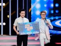 'Gương mặt thân quen': Phạm Việt Thắng xuất sắc nhận giải nhất tuần lần 2 vì quá giống 'anh ba Ngọc Sơn'