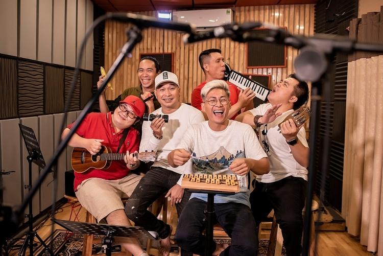 MTV, Lam Trường, Phương Vy, Lân Nhã, rapper Young Uno hội tụ trong dự án 'Âm nhạc không giới hạn'