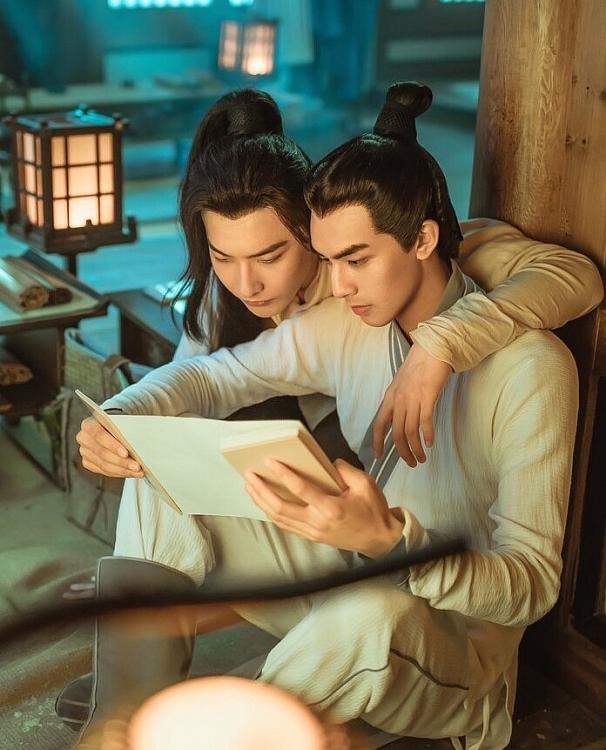 'Thư sinh xinh đẹp': Nơi 'se duyên' cho Cúc Tịnh Y - Tống Uy Long