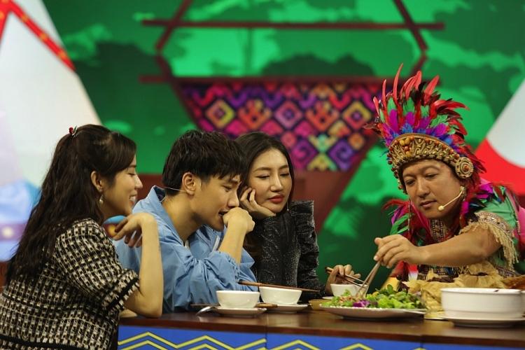 'Thiên đường ẩm thực': LyLy, Orange 'thất thủ' khi đối đầu cùng Hồ Bích Trâm và Thanh Trần
