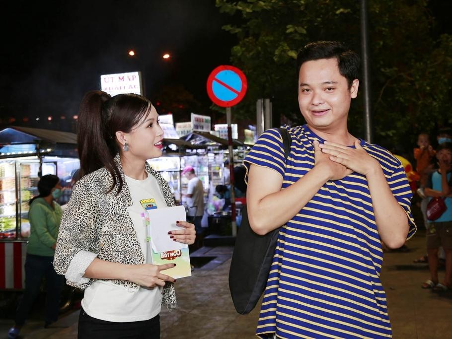 'Quà tặng bất ngờ': Quiz show đường phố mới lạ chuẩn bị đổ bộ màn ảnh nhỏ