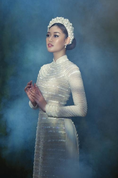 Hoa hậu Khánh Vân: Duyên đến thì tôi sẽ đón nhận
