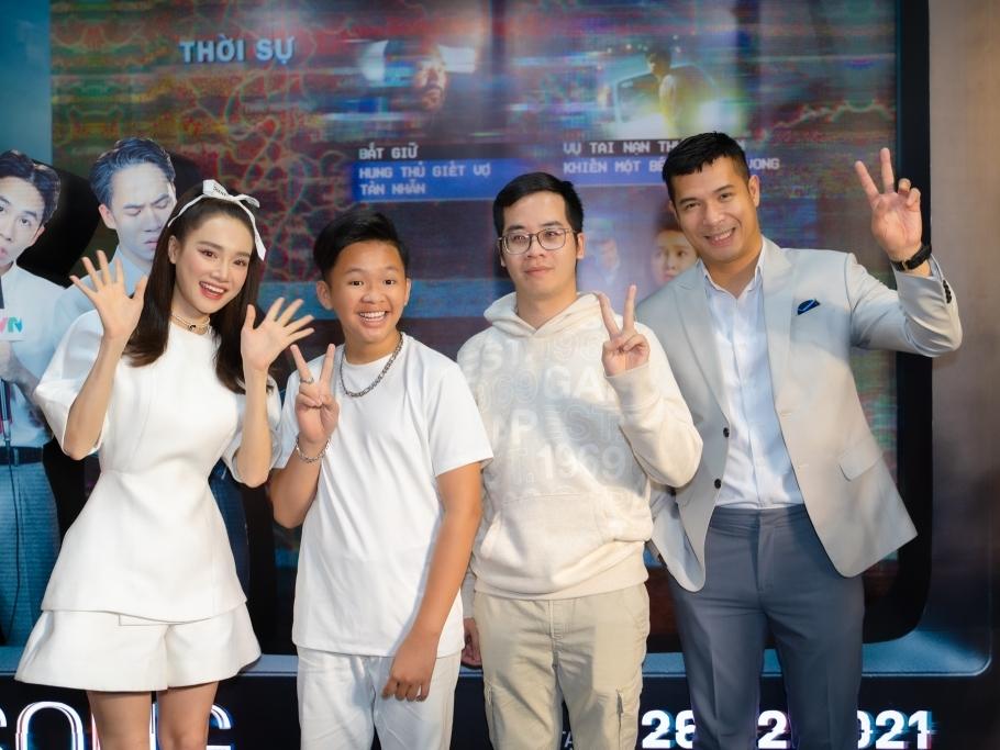 'Song Song' tung trailer kịch tính hứa hẹn mang đến những cơn bão kỳ lạ và bí ẩn nhất màn ảnh Việt