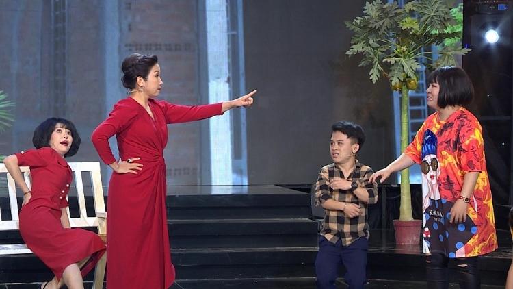 Diva Mỹ Linh gây bất ngờ trong lần đầu thử sức với diễn xuất