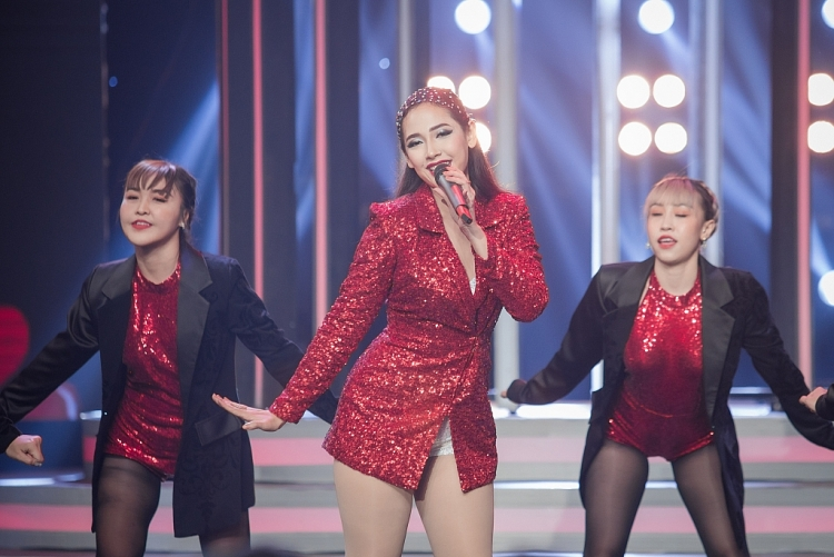 Phạm Lịch hóa thân Céline Dion xuất sắc giành giải nhất tuần 'Gương mặt thân quen'
