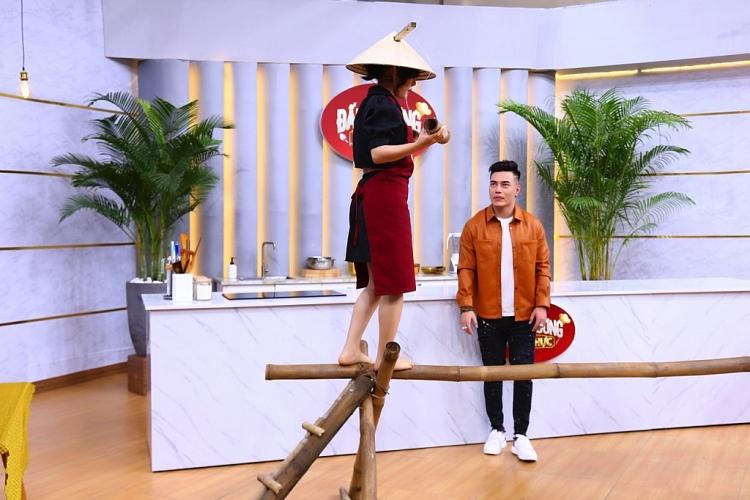 'Đấu trường ẩm thực': Dương Lâm phản ứng với chiến thắng gây tranh cãi của Cẩm Hò