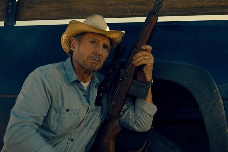 'Tay xạ thủ' có Liam Neeson đóng chính dẫn đầu doanh thu phòng vé Hoa Kỳ