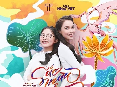 Hiền Thục về Việt Nam kết hợp cùng 'trò cưng' Phương Mỹ Chi ra mắt sản phẩm âm nhạc