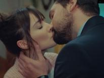 'Trái cấm': Khán giả phấn khích với nụ hôn đầu của Alihan và Zeynep